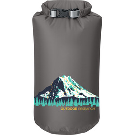 Outdoor Research Graphic Dry Sack Rainier 15l Pewter